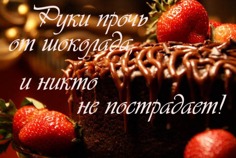 Цитата о Шоколаде